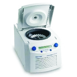 Refrigerated-micro-centrifuge